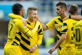 Borussia Dortmund - Stuttgart