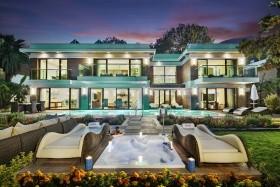 Nirvana Lagoon Villas Suites &spa