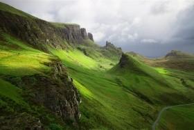 Škótsko, New Castle upon Tyne, Cawdor, Edinburgh, Glasgow, Inverness, Loch Ness, Melrose Abbey, Pitlochry, Stirling