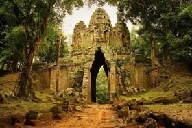 Kambodža s CZ průvodcem