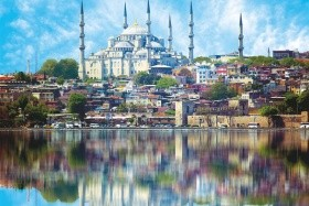 Istanbul De Luxe - poznávací zájazd