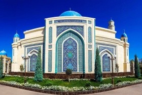 Uzbekistan De Luxe - poznávací zájazd