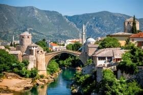 Perly Balkánu - poznávací zájazd kombinovane