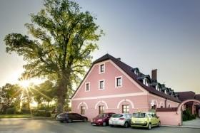 Jindřichův Hradec - Hotel Frankův Dvůr