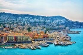 Francouzská riviéra - Nice, Fréjus, Saint Tropéz a Cannes