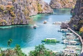 Relax a poznání na Filipínách