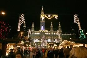 Vídeň a Schönbrunn