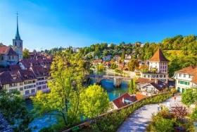 Švajčiarsko, Ženeva, Vaduz, Interlaken, Mönster, Luzern, Bern, Thun