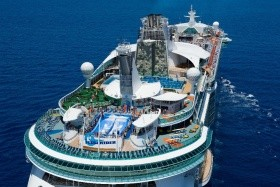 Usa, Curacao, Aruba, Svatý Kryštof A Nevis Ze San Juan Na Lodi Freedom Of The Seas - 393877168