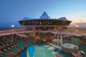 Usa, Svatá Lucie, Barbados, Antigua A Barbuda, Svatý Martin Ze San Juan Na Lodi Jewel Of The Seas - 393869500