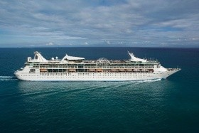 Usa, Antigua A Barbuda, Svatá Lucie, Barbados Ze San Juan Na Lodi Vision Of The Seas - 393881387