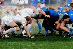 Rugby Six Nations 2019 Skotsko - Itálie