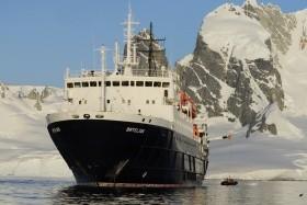 Antarktický Poloostrov -  Basecamp Ortelius