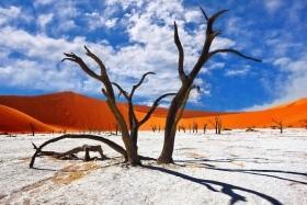 Namibie - svůdná a nepoznaná