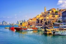 Mrtvé moře a metropole Izraele