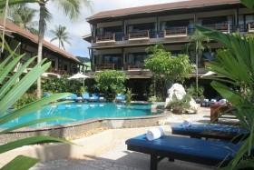 Grand Thai House Resort, Ko Samui, Bangkok Palace Hotel, Bangkok