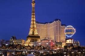 Paris Hotel & Casino, Strip