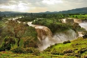 Veľký okruh Etiópiou