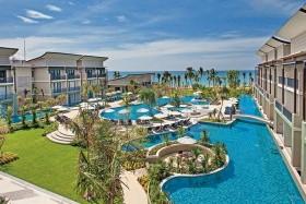 Hotel Bangsak Merlin Resort