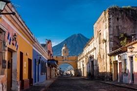 Guatemala - Honduras - Belize - Mexiko