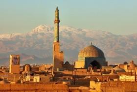 Írán – za tajemstvím staré říše