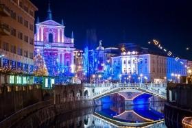 Adventní čas v Lublani a Villachu