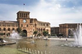 4denní poznávací zájezd Arménie