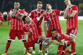 Bayern Mnichov - Eintracht Frankfurt