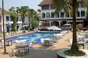 Keys Resort - Ronil, Calangute Beach