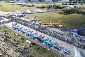 Letecká Moskva - zájazd na výstavu MAKS 2019