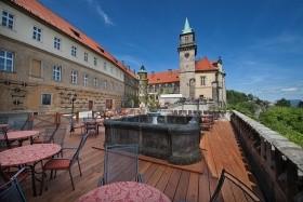 Zámecký Hotel Hrubá Skála