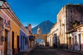 Magická Guatemala, Honduras, Belize a Mexiko