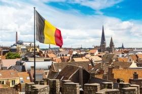 Brusel s návštěvou Brugg (LETECKY)