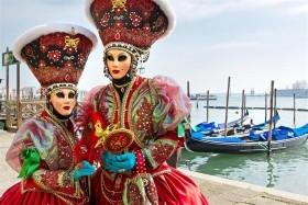 Benátsky karneval s prenocovaním