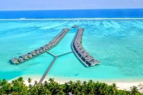 Sun Island Resort - Water Bungalow