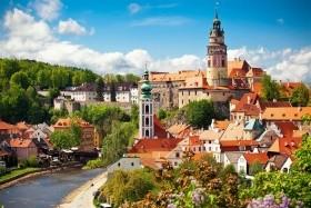 Brehmi Dunaja a Vltavy