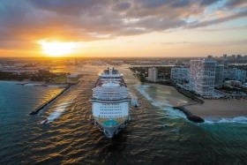 Usa, Antigua A Barbuda, Bahamy Z Miami Na Lodi Symphony Of The Seas - 394091276P