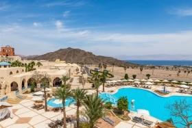 Egypt, Izrael A Jordánsko, Hotel El Wekala Aqua Park Resort