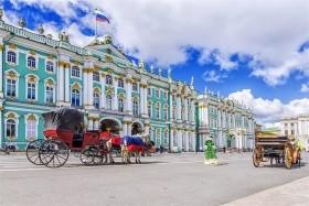 Moskva a Petrohrad+Riga De Luxe - Poznávací zájazd