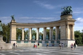 Budapešť - dunajský klenot
