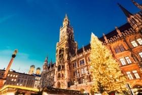 Adventní návštěva Mnichova