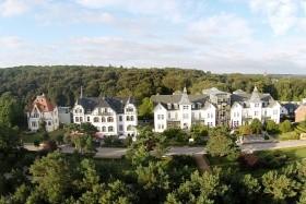 Hotel Asgard/apartmány Meereswarte