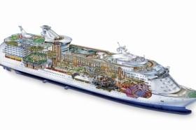Austrálie, Nová Kaledonie, Vanuatská Republika, Společenství Sui-Generis Francie Na Lodi Voyager Of The Seas - 393883459