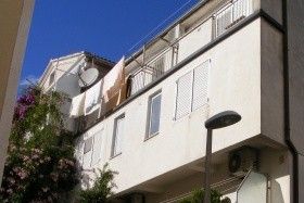 Apartmány Mirna