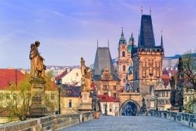 Praha,  zámky a hrady v Čechách, Praha, České Budejovice, Český Krumlov, Hluboká, Južné Čechy, Karlštejn, Telč