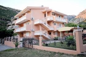 Apartmány Milacic