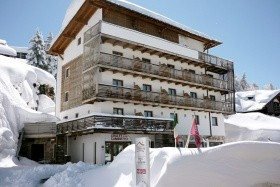 Hotel Chalet Caminetto Př S Bazénem – Monte Bondone