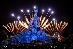 Silvestr v Disneylandu, hotel Campanile Disneyland 3*