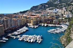 Monako, Monte Carlo, Nice, Hotel - pokoj s vlastním soc. zařízením