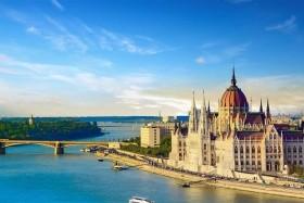 Budapešť, Hotel - pokoj s vlastním soc. zařízením